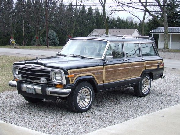 Today S Most Popular Cars From The 1980s Jeep Grand Most