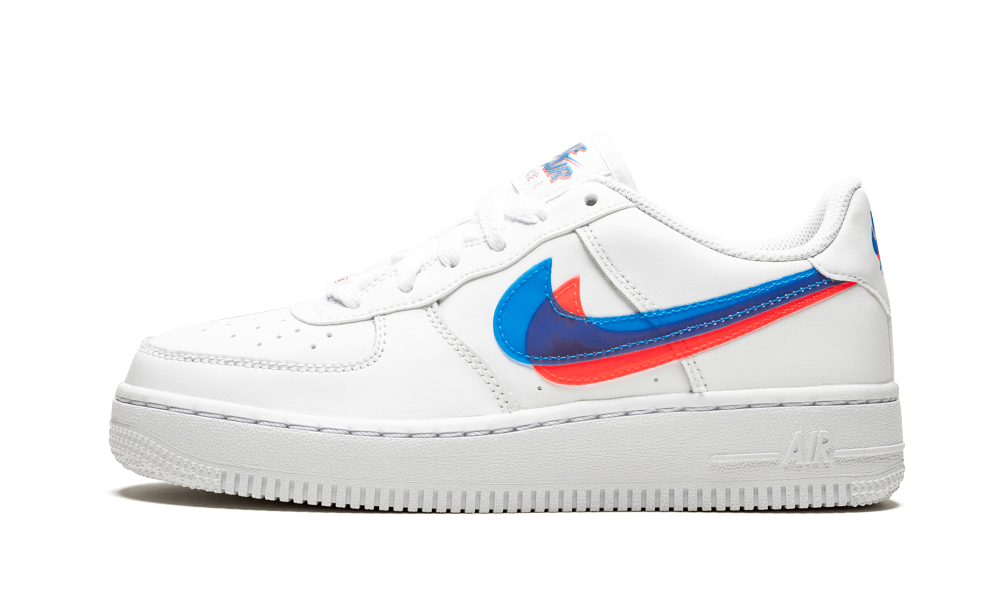 Nike Air Force 1 LV8 KSA GS in weiss BV2551 100 | everysize