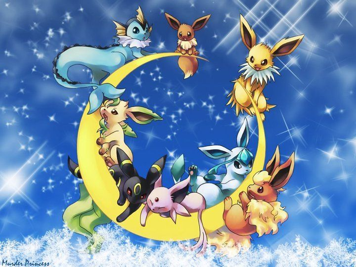 pokemon evolution chart eevee - Google Search | pokemon ...