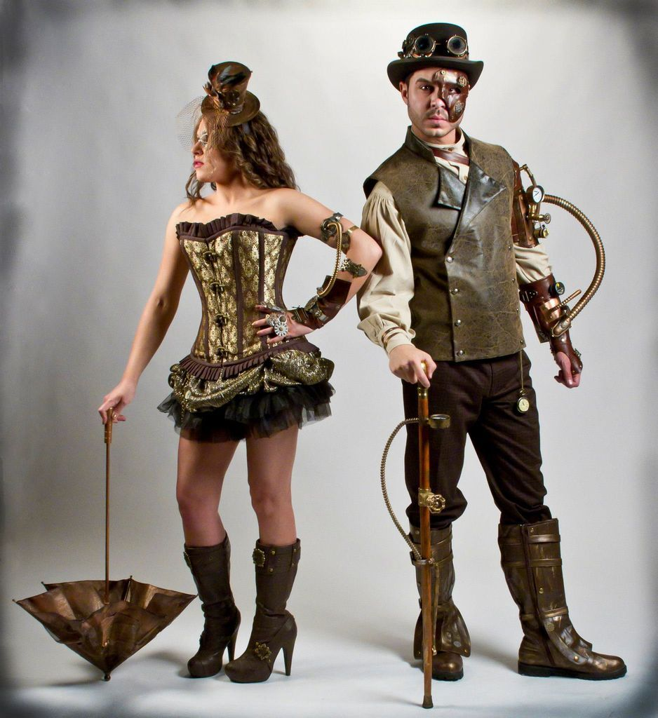 Steampunk Costume Awesome