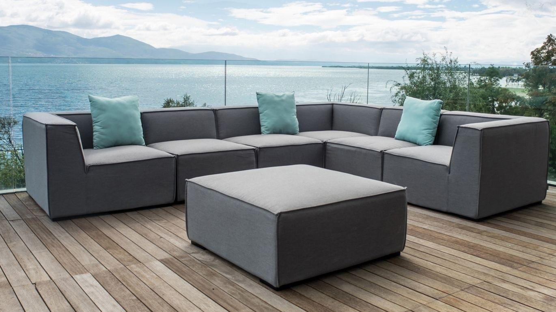 Toft outdoor corner suite lavita furniture
