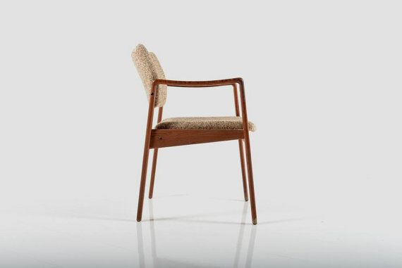 Fabulous Danish Mid Century Modern Teak Lounge Chair Arm Chair By Pabps2019 Chair Design Images Pabps2019Com
