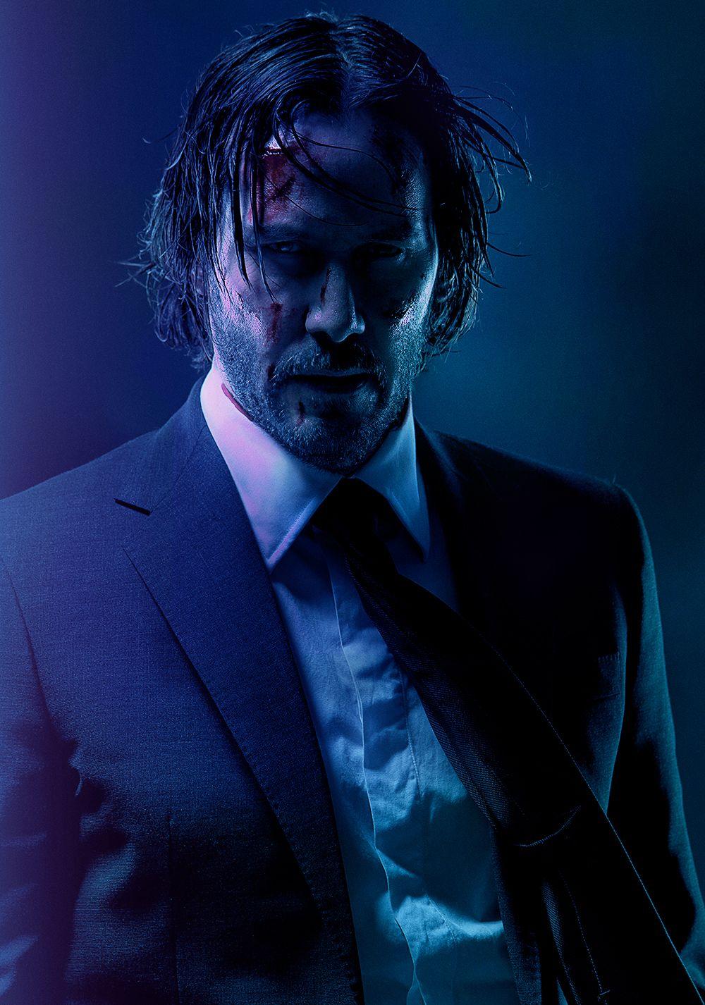 John Wick Chapter 2 Full Shot Keanu In 2019 John Wick Movie
