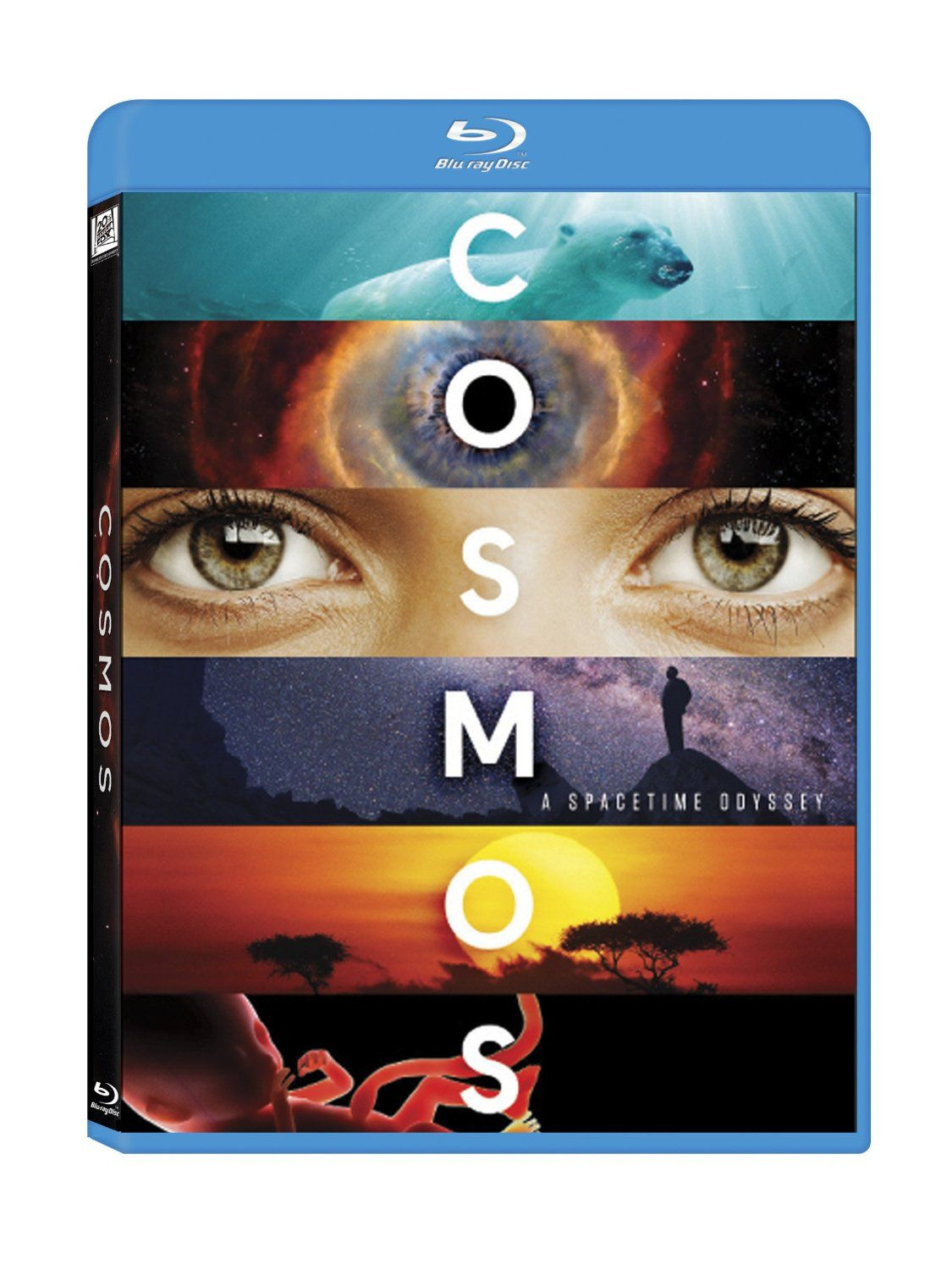 Cosmos: A Space Time Odyssey BDR | Geekfest | A spacetime