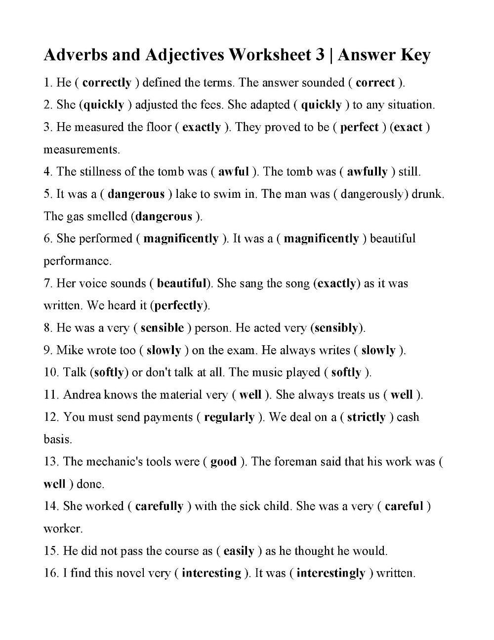 Pin By Chidambaram Pillai On Worksheets For Grade 3 In 2020 Adjective Worksheet Grammar Worksheets Good Grammar The worksheet topics below will help your students begin to better understand the skills that are found at that the third grade level. pinterest