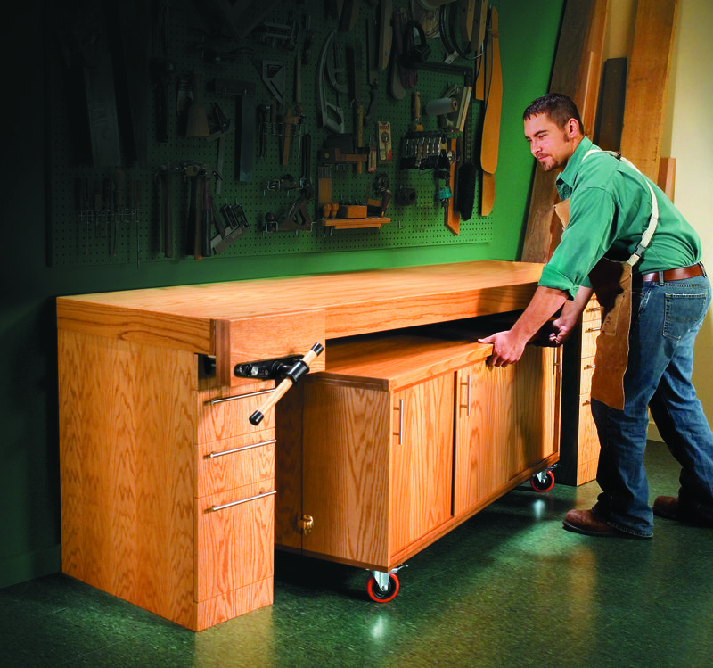Aw extra torsion box workbench and expandable assembly - Home decor subscription box ...