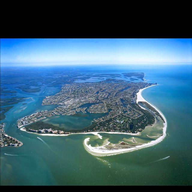 Marco Island Florida: Walk The Long Coastline. Marco Island Florida. (Marco