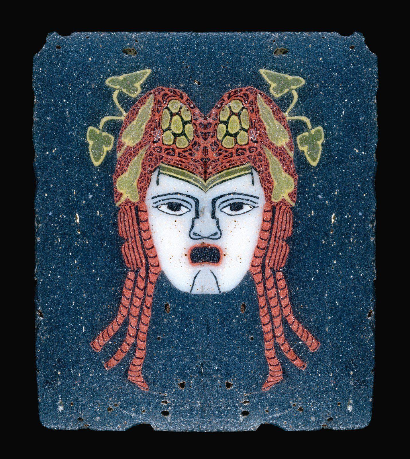 ** Mosaic glass, Roman Empire