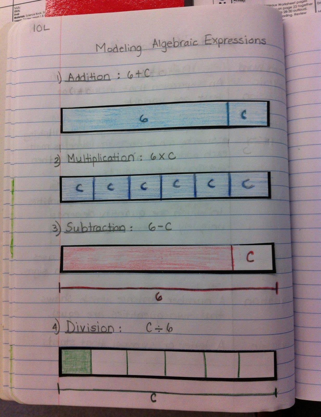 Algebraic Expressions P 1 233 1 600 Pixels