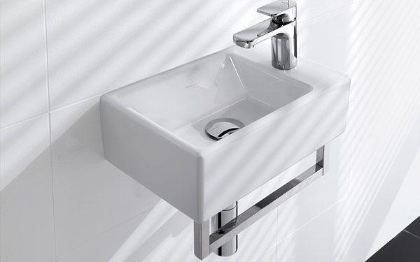 Lave-mains Villeroy et Boch Memento | Espace Aubade | WC | Pinterest