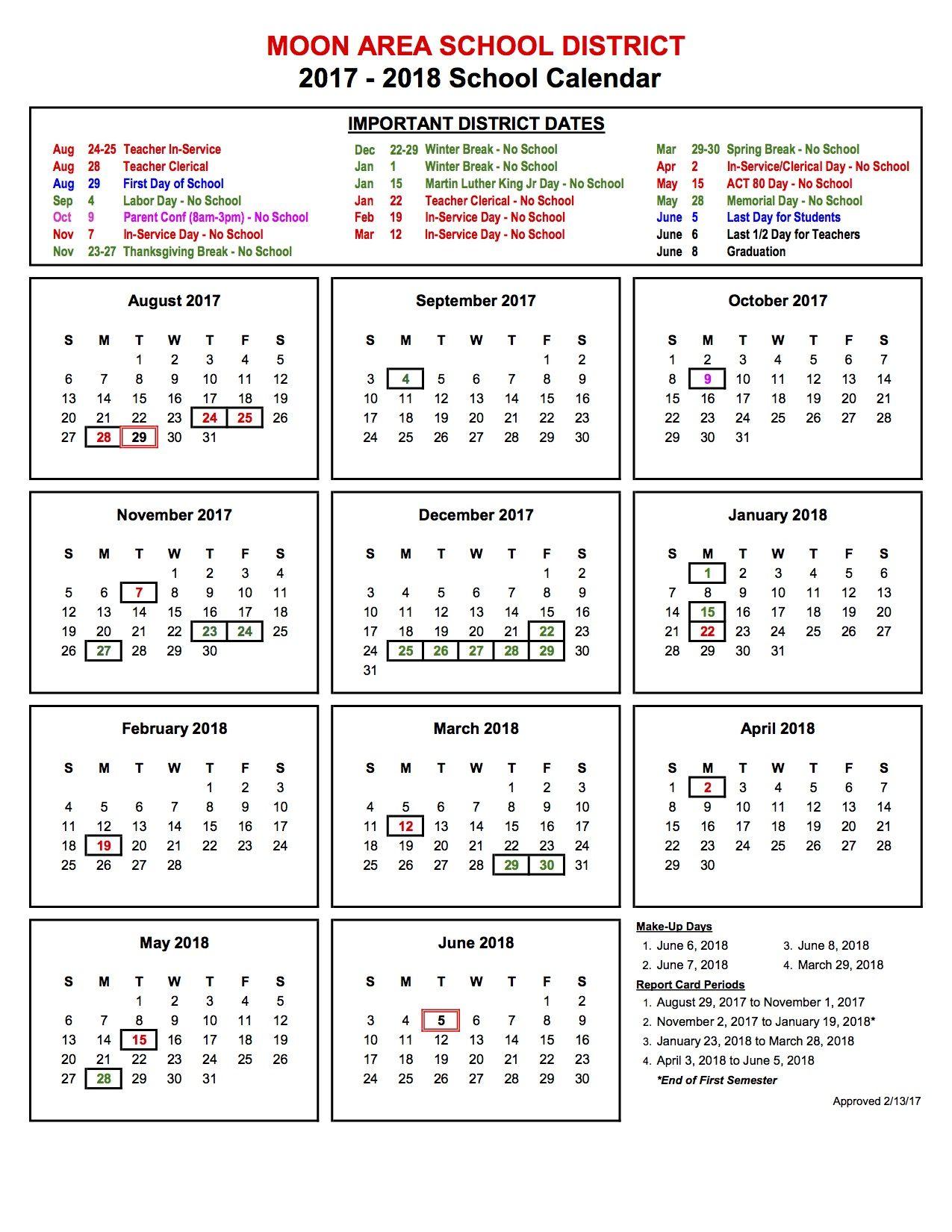 Haircut calendar for August 2017 13