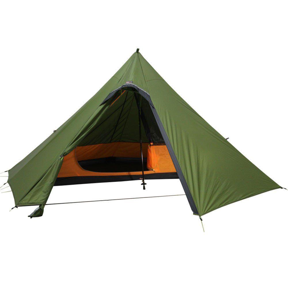 new products 37f04 e6304 Hexpeak Tipi (2P) Ultralight Hunting Trekking Pole Tent ...