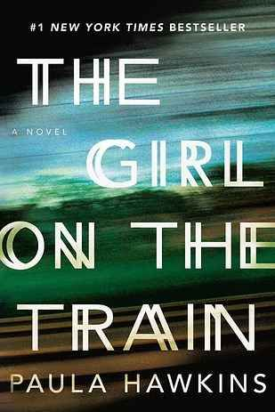 Girl on a train author other books