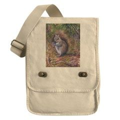 NUTKINS THE SQUIRREL Field Bag
