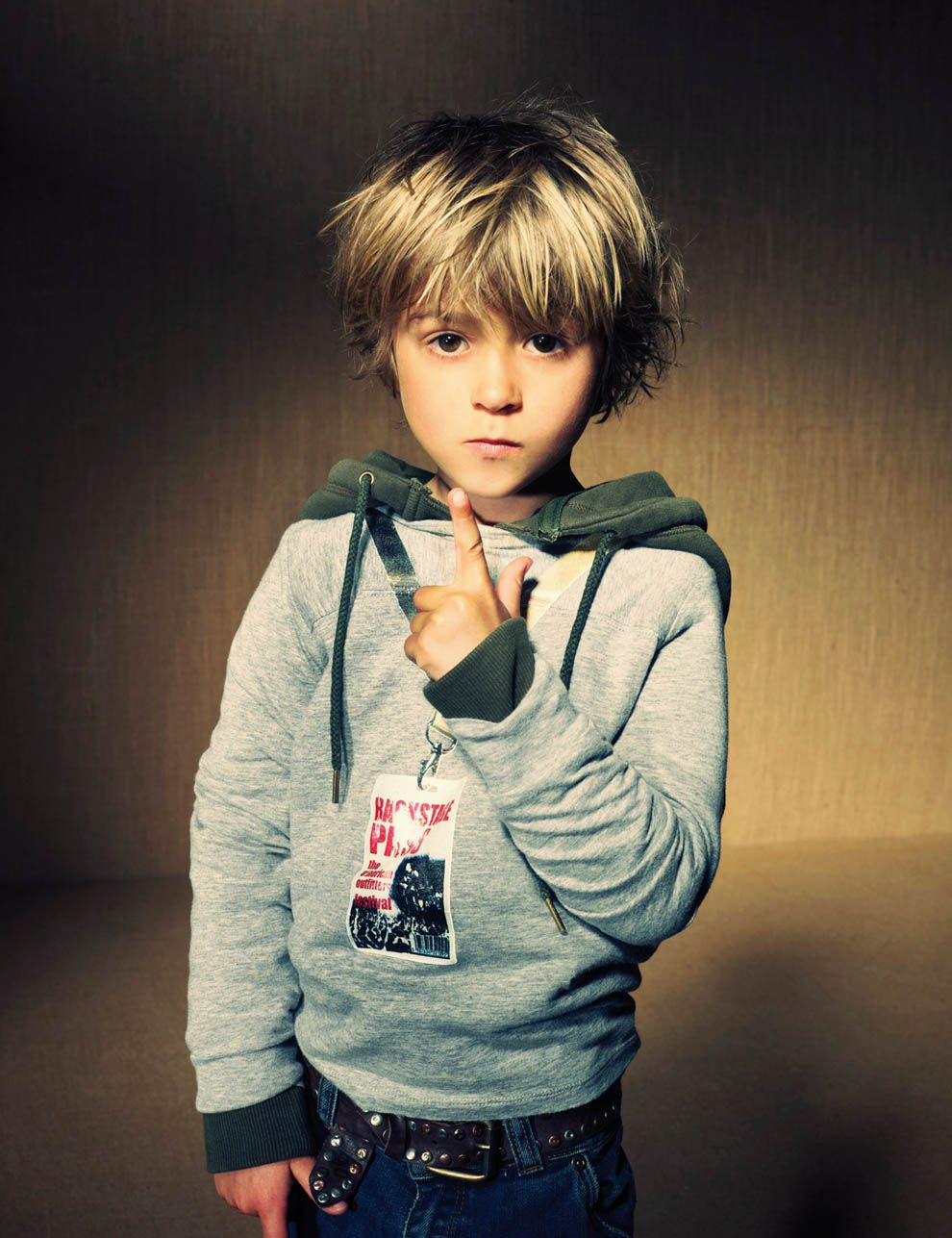 American Outfitters, hiver 2011 Kids Lookbook Coupes