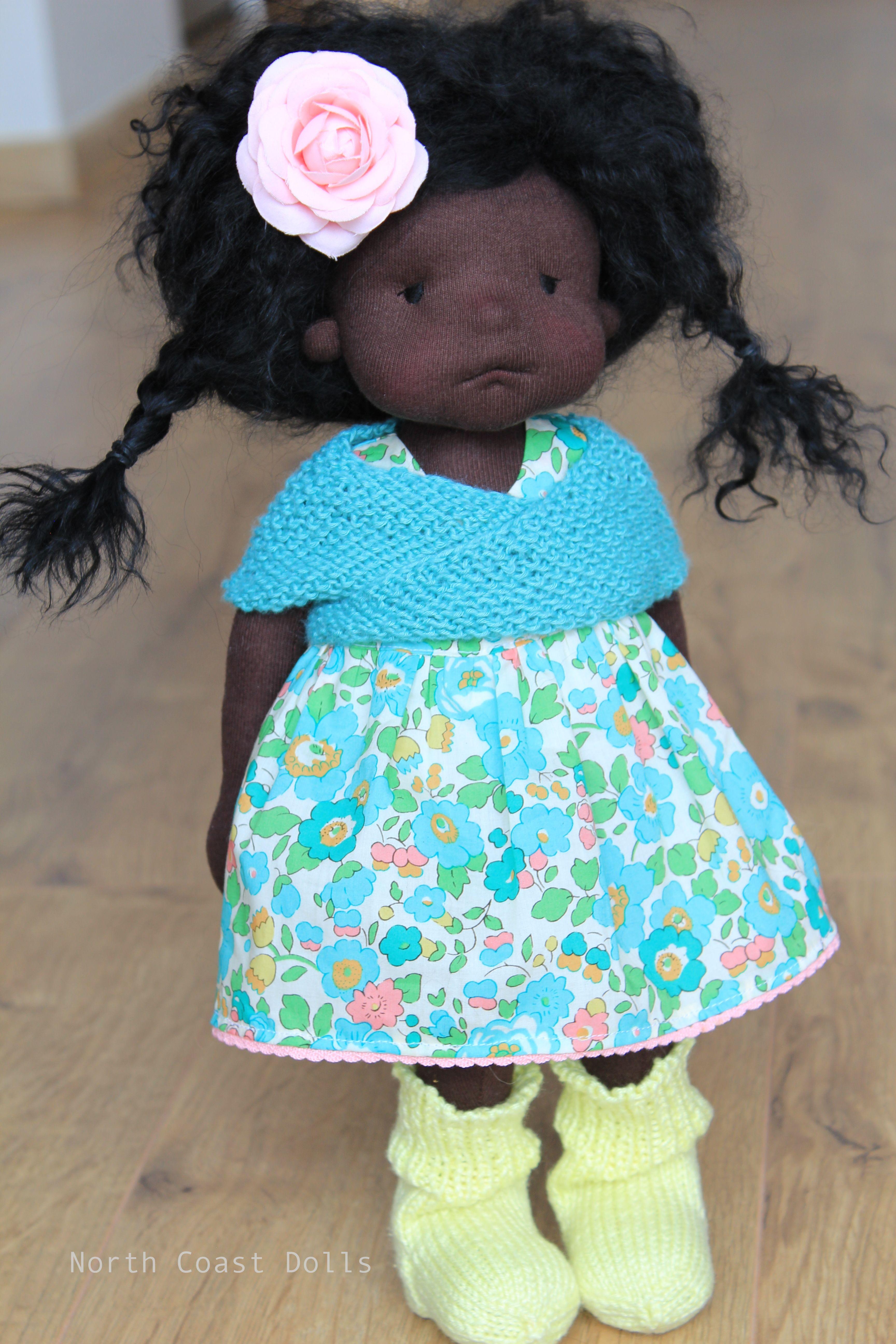 Pauline by North Coast Dolls | Dolls Waldorf Art | Pinterest ...