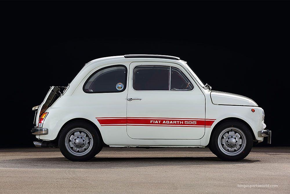 1969 Fiat Abarth 595 Esse Esse
