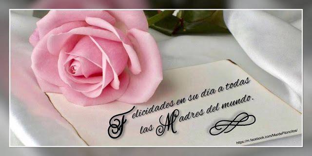 FrasesparatuMuro.com: Felicidades a todas las Madres del Mundo!