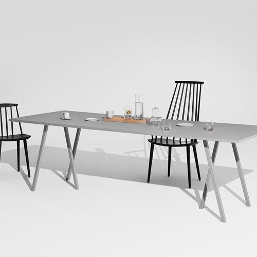Hay Tischböcke loop stand möbel tables