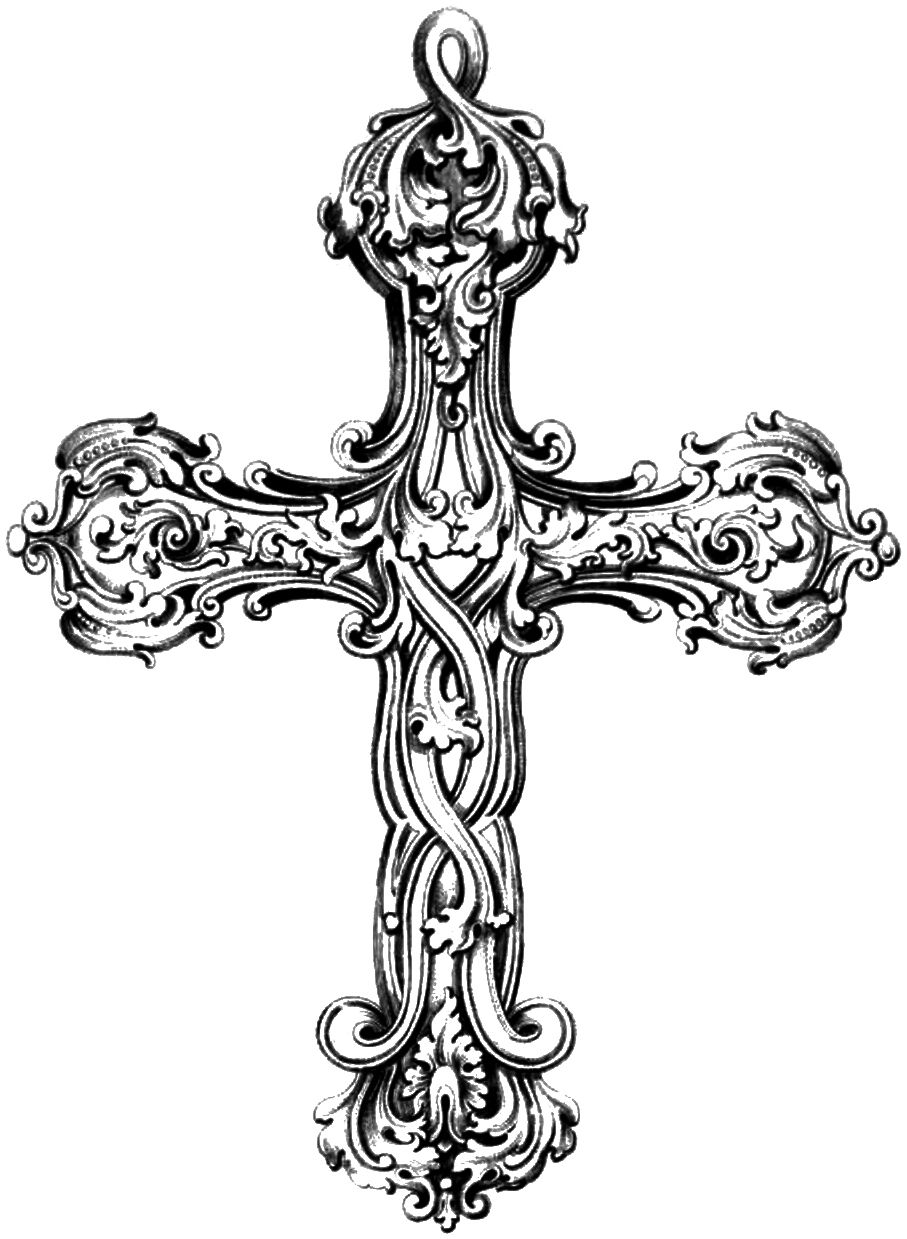 celtic cross clip art | Vintage Cross Clip Art | Celtic | Pinterest ...