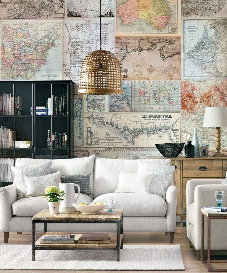 Pin by Tae Kim on ☆RoomRoom Pinterest Interiors and Room - wohnzimmer mit brauner couch