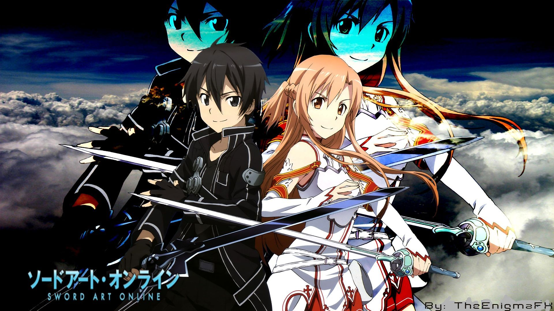 Sword Art Online Wallpaper 4k Pc Ideas 4k En 2020 Sword Art Online Kirito Sword Art Online Art Epee