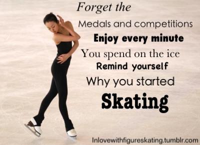 Pin By Dallas Davis On Figure Skating Figure Skating Quotes Skating Quote Figure Skating Funny