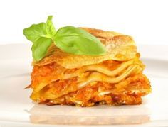 Kürbis+Lasagne