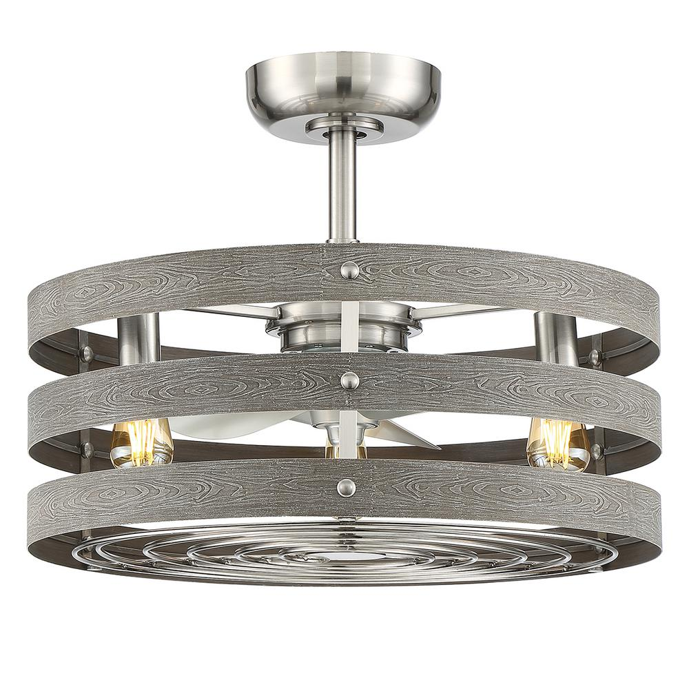Progress Lighting Gulliver 24 in. Indoor/Outdoor Brushed