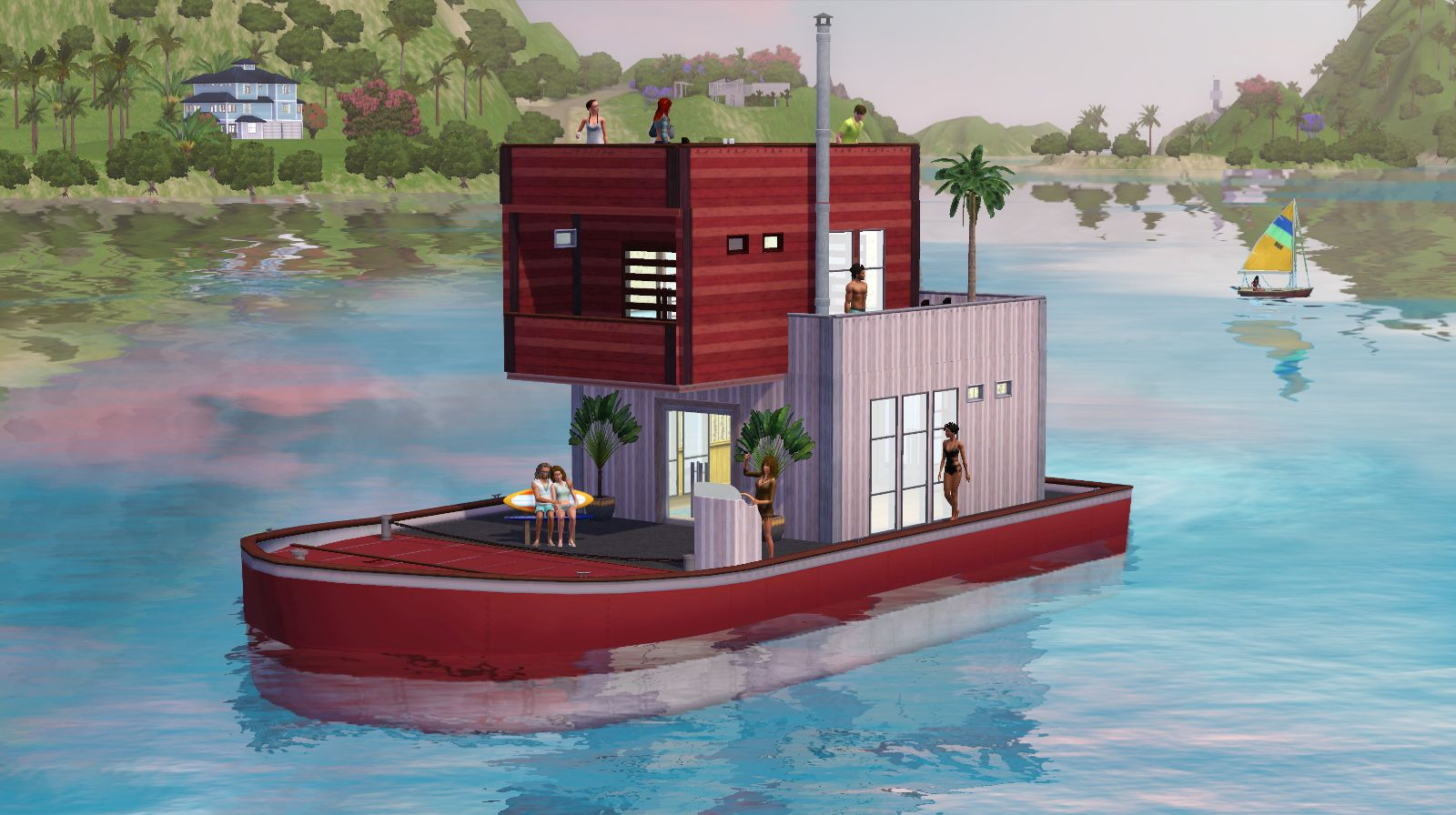 My Sims 3 Blog: 4 New The Sims 3 Island Paradise Pictures