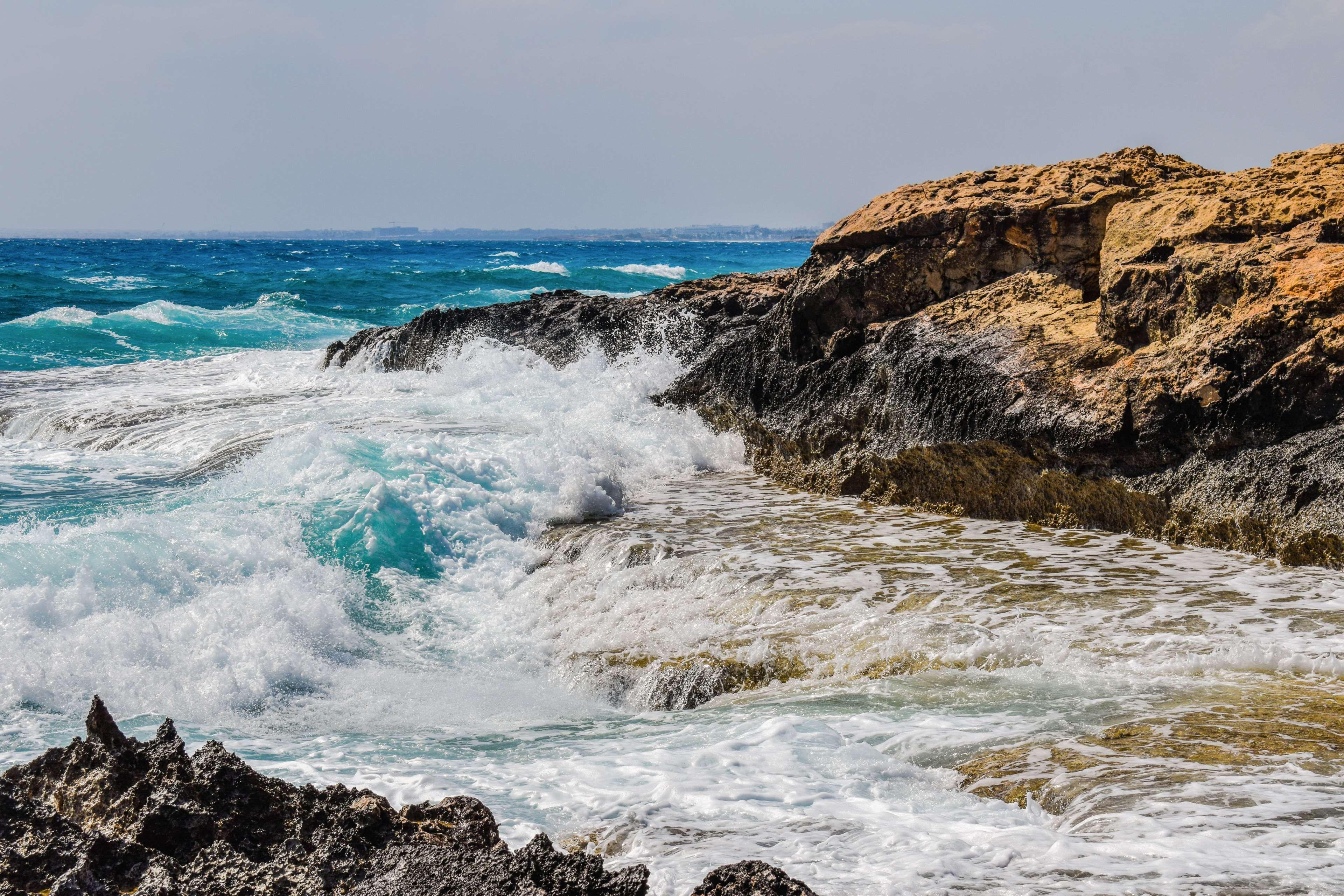 Coast Landscape Nature Ocean Outdoors Rocks Rocky Scenery Scenic Sea Seascape Seashore Shore Sky Sp Landscape Wyoming Landscape Scenery Pictures