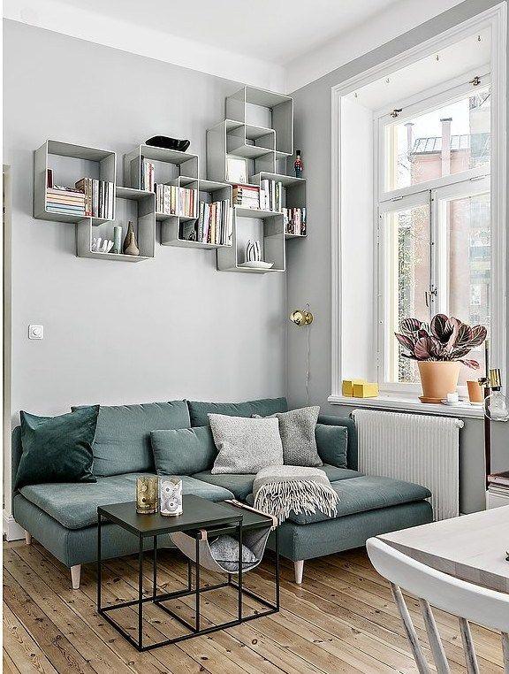 Photo of Un petit appartement stylé – PLANETE DECO a homes world