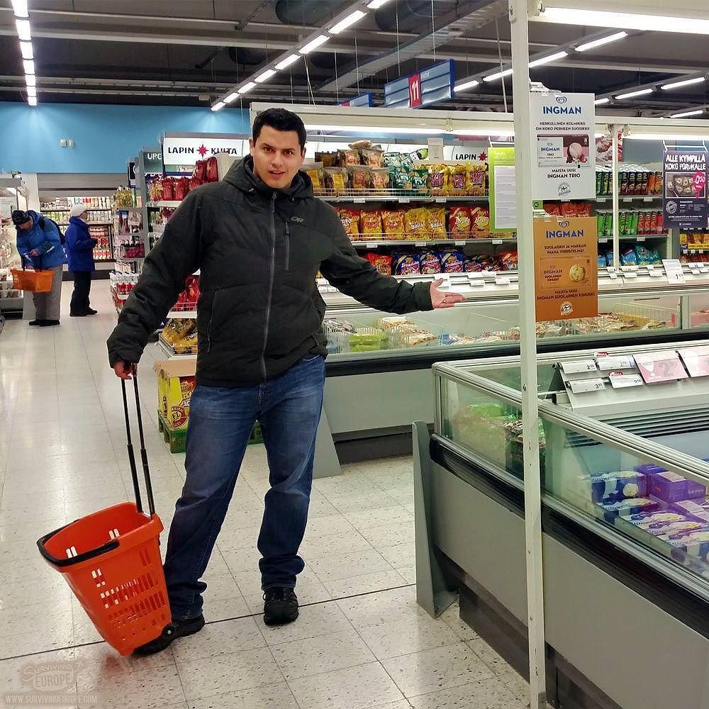 Supermarket Rovaniemi