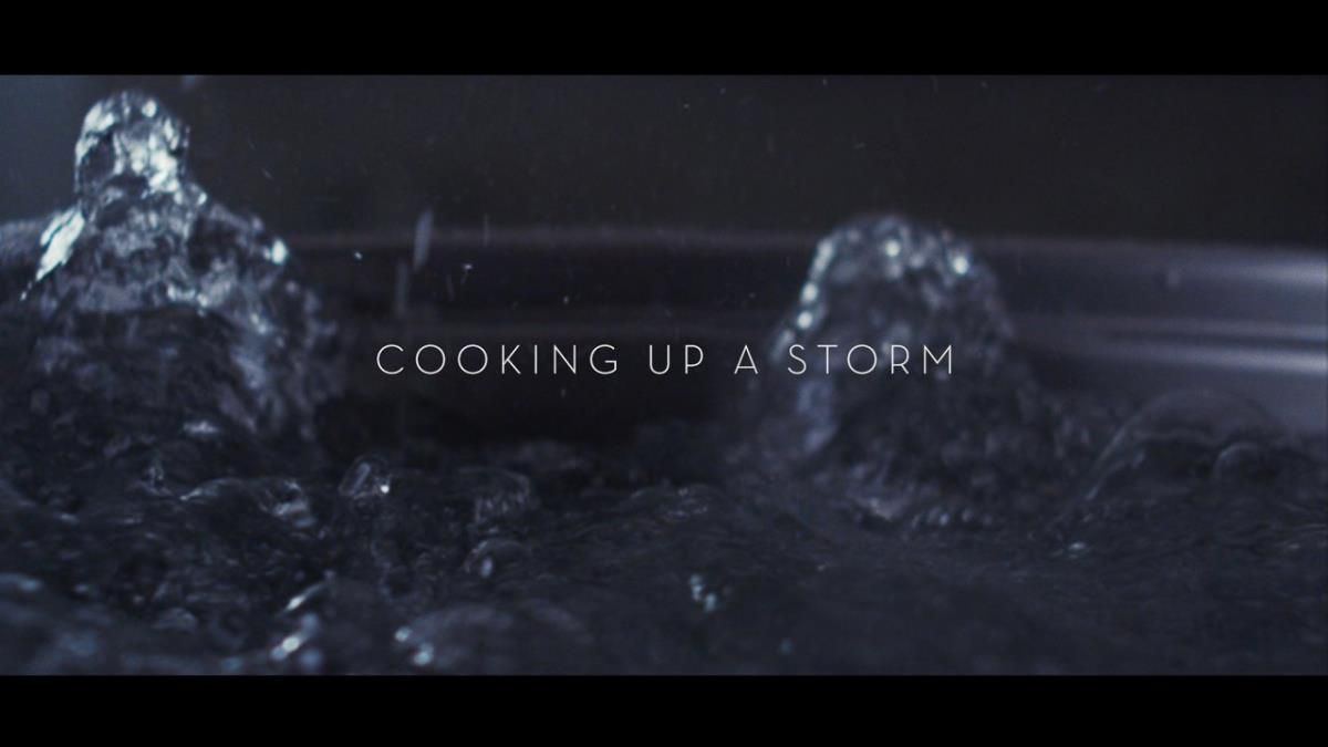 Cooking Up A Storm A Short Allegorical Film That Likens The Preparation Of A Meal To Blustery Weather Cook Up A Storm Cooking Storm