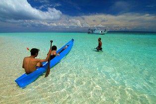 Wakatobi one of beautiful place in Indonesia Southeast Sulawesi