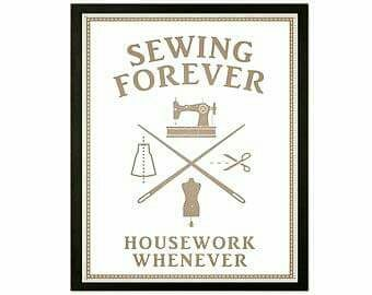 Sewing Forever, Housework Whenever. Via Wish Upon A Quilt #sewing ... : wish upon a quilt - Adamdwight.com