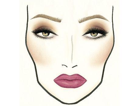 Styled To Rock by MAC! Eyeshadow: Wedge, Sketch & Carbon
