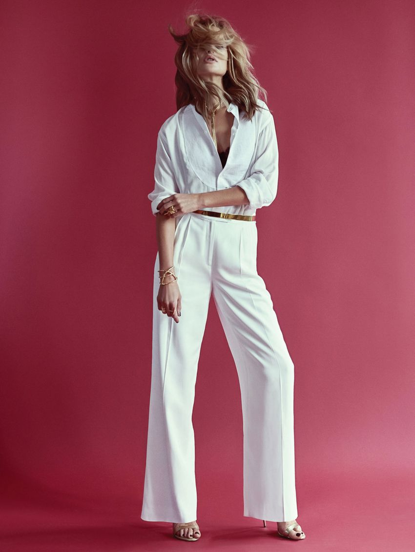 Vogue Korea May 2016 Carolyn Murphy by Hyea W Kang-7