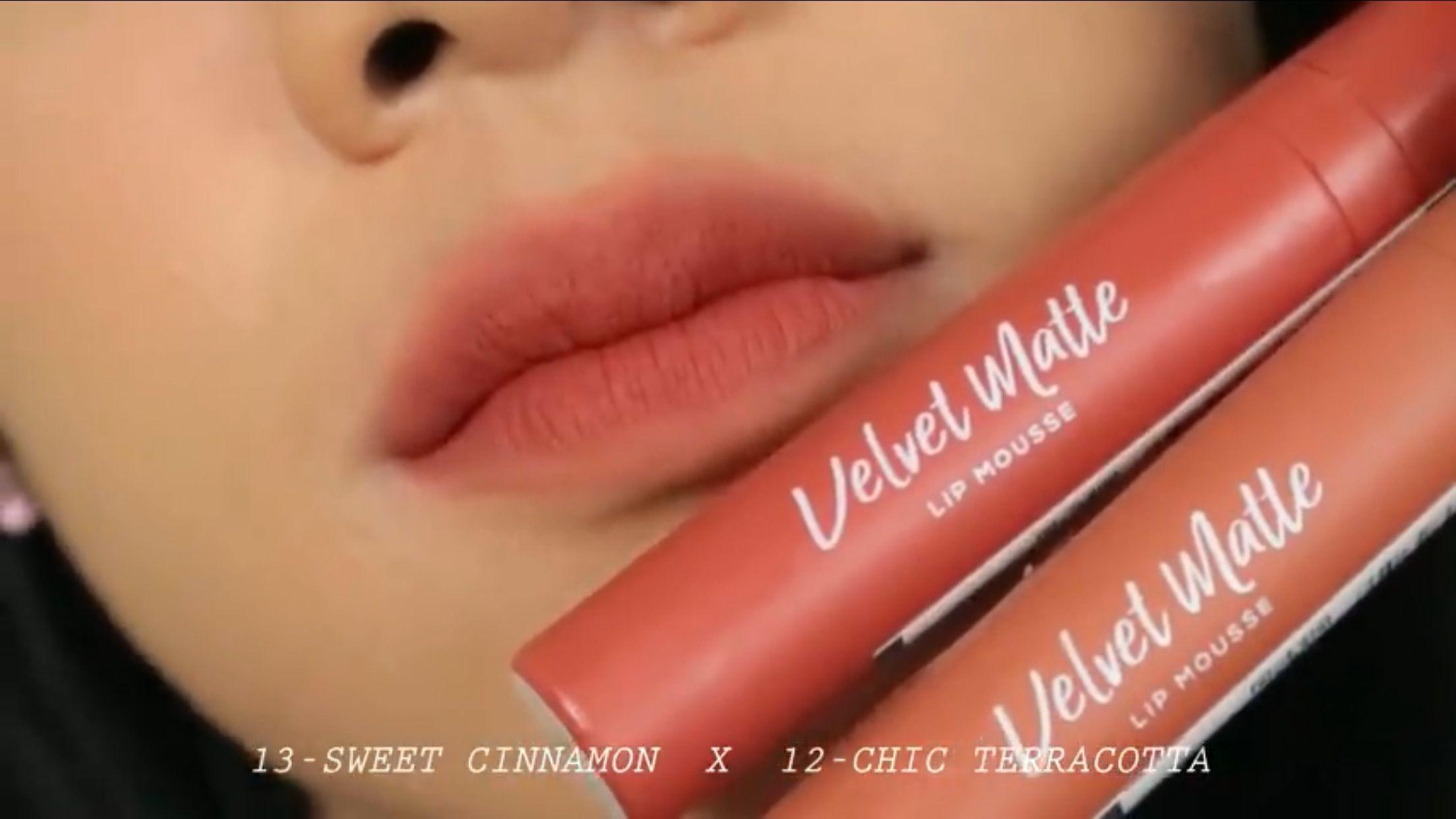 Pin Oleh Nanda Haira Di Skincare Haircare Bodycare Cosmetic Di 2020 Produk Makeup Pewarna Bibir Warna Bibir