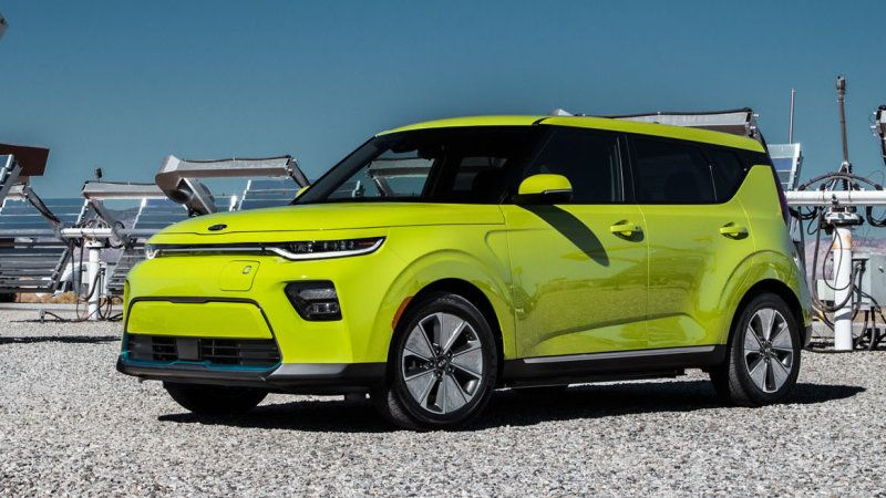 2020 Kia Soul Ev Gets 243 Mile Range Rating From Epa Kia Soul Kia Hatchback
