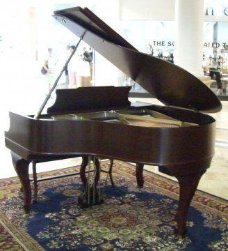 One day? -- Kranich & Bach Baby Grand ... true beauty ...