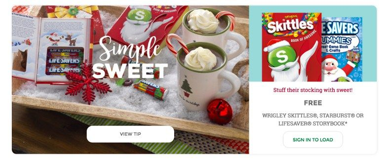 Kroger Freebie FREE Wrigley Skittles, Starburst or