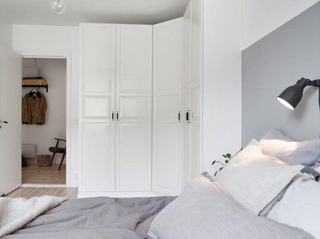 Piso nórdico: funcionalidad con muebles de Ikea   Corner