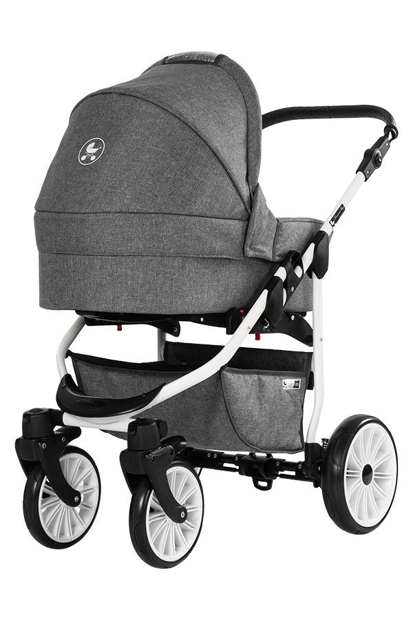 Friedrich Hugo Berlin | 3 in 1 Kombi Kinderwagen