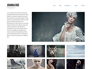 My blog is made i Hatch theme from Wordpress