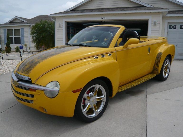 2005 Chevrolet Ssr For Sale Chevrolet Ssr Chevrolet Chevy Ssr
