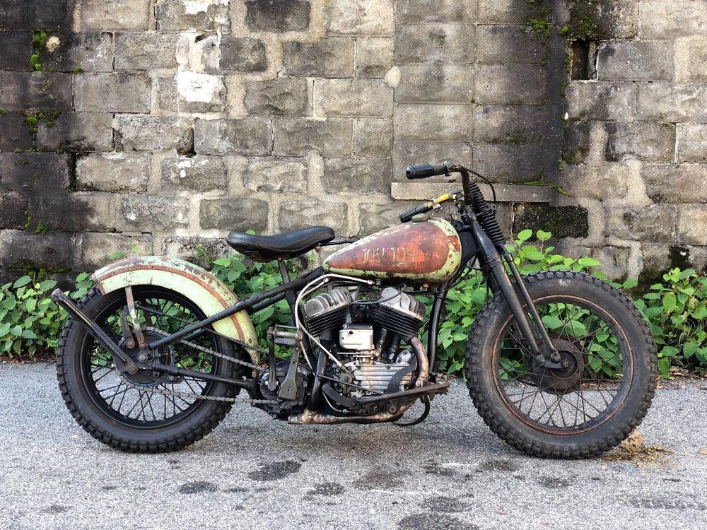 1942 Harley Davidson Other Harley Davidson Classic Harley Davidson Harley Davidson Bikes
