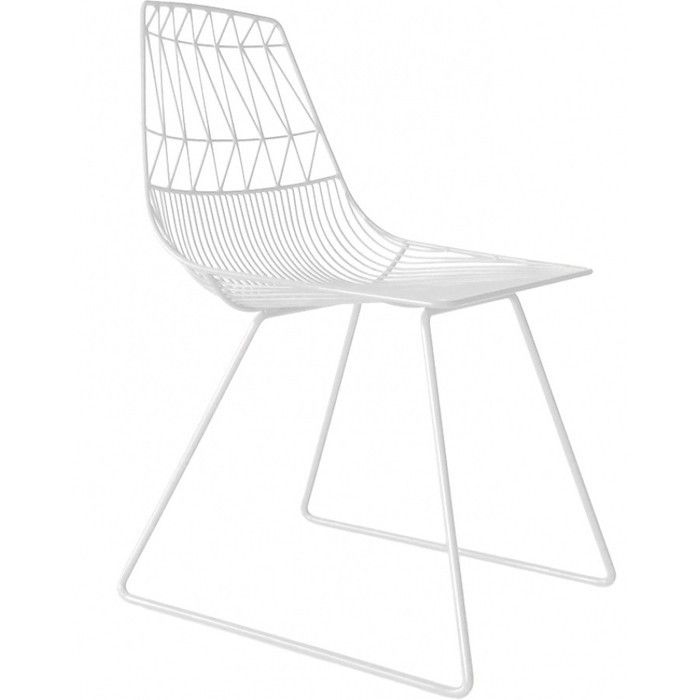 Outdoor Living · White Lucy Chair ...