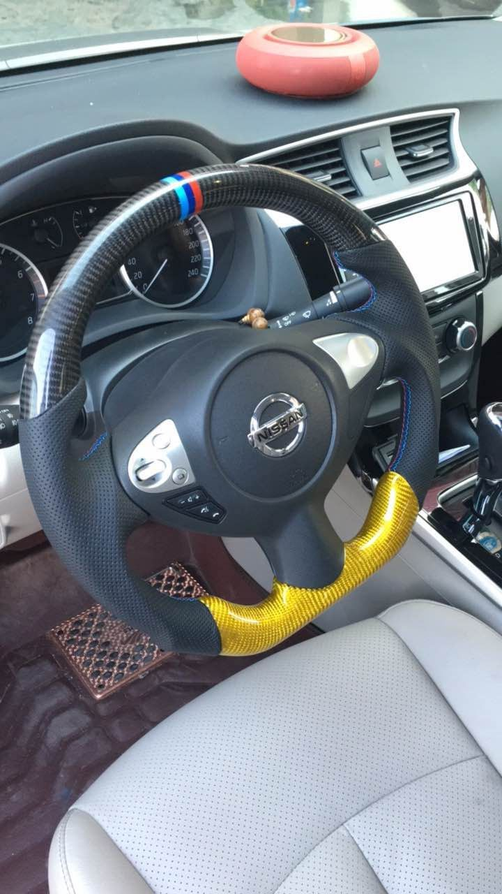 2014 Nissan Maxima Custom : nissan, maxima, custom, Compatibility, Features, Specifications, Gallery, Reviews, Custom-made, Carbon, Fiber, Steering, Wheel, Available…, Nissan, Maxima,, Wheel,