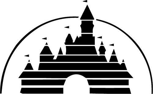 Disney Castle Disney Silhouettes Disney Logo Disney Castle Tattoo